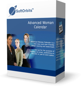 Advanced Woman Calendar