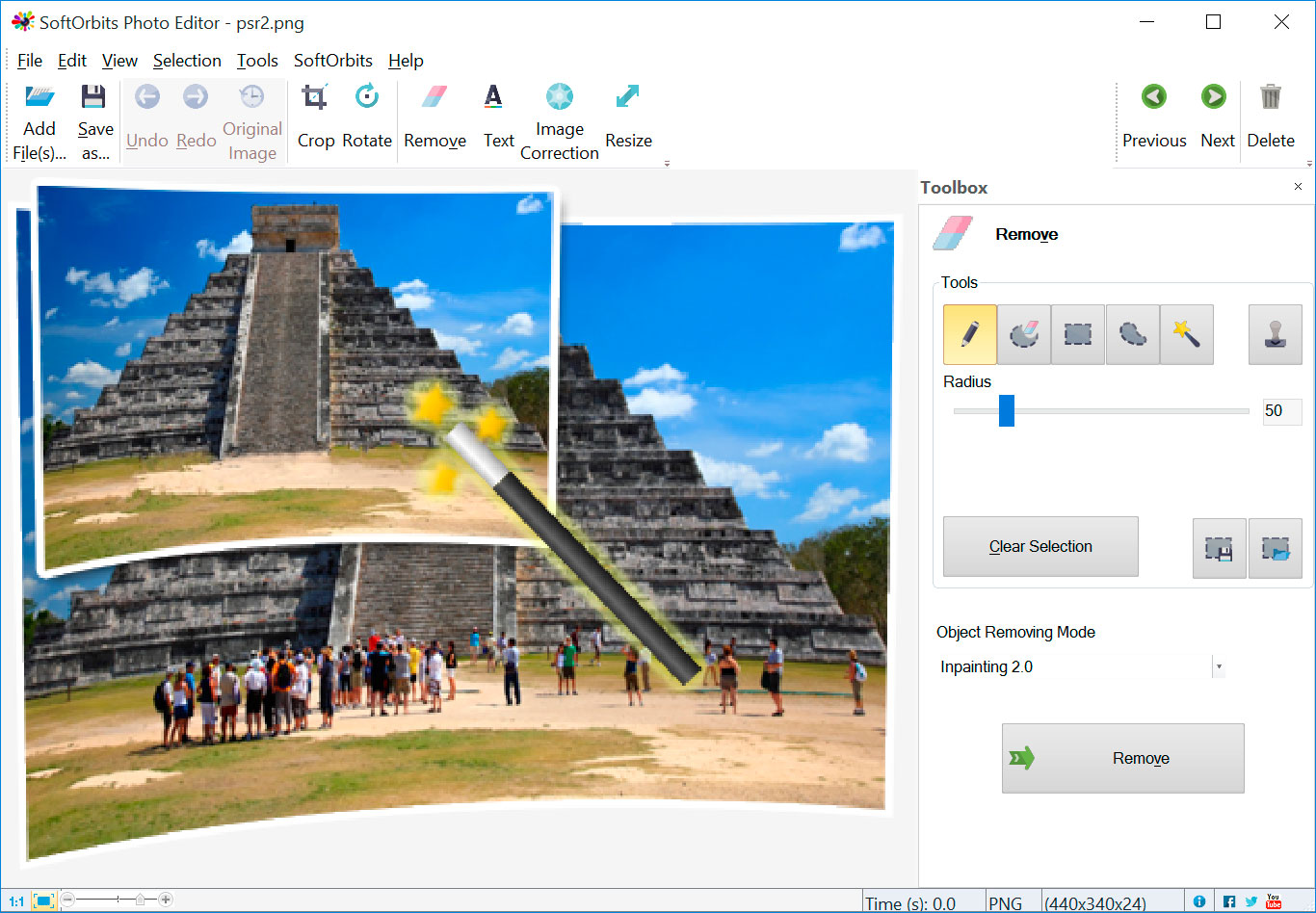 SoftOrbits Photo Editor 2