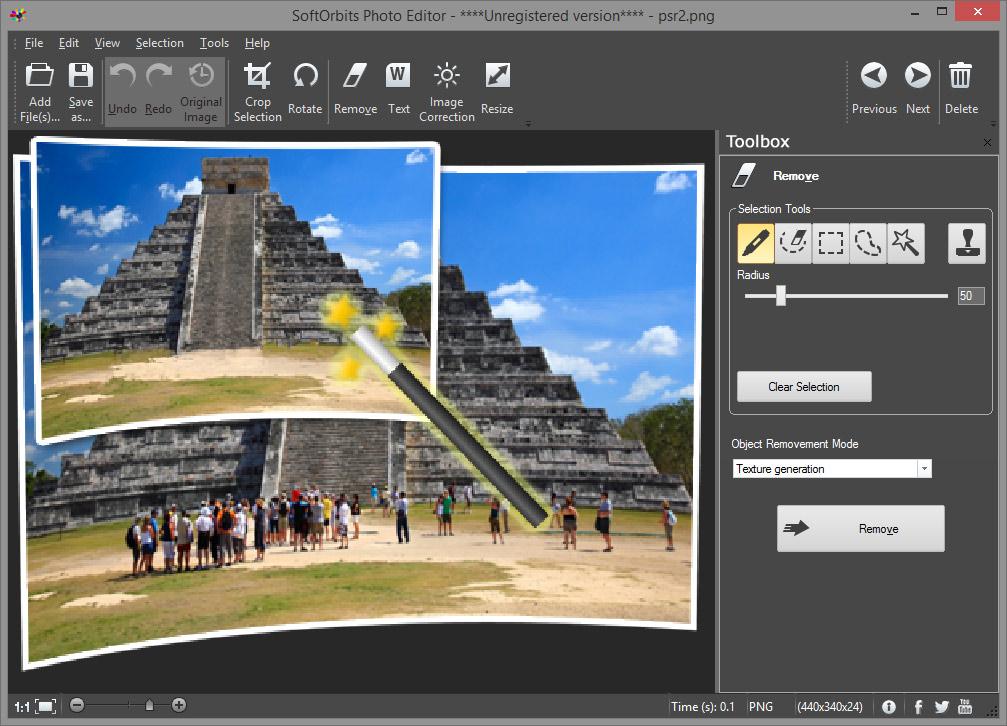 SoftOrbits Simple Photo Editor – 图片编辑软件丨反斗限免