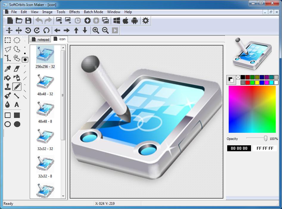 "SoftOrbits Icon Maker - 图标制作软件丨""反""斗限免"