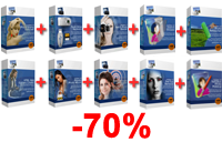 Best Deal - SoftOrbits Digital Photo Suite - save 70%