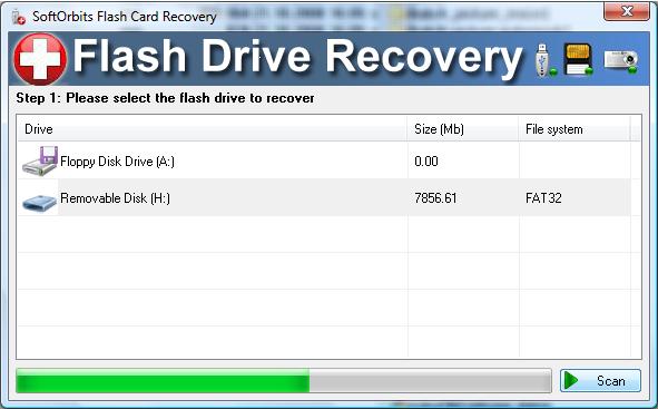 "SoftOrbits Flash Drive Recovery – 闪存设备数据恢复丨""反""斗限免"