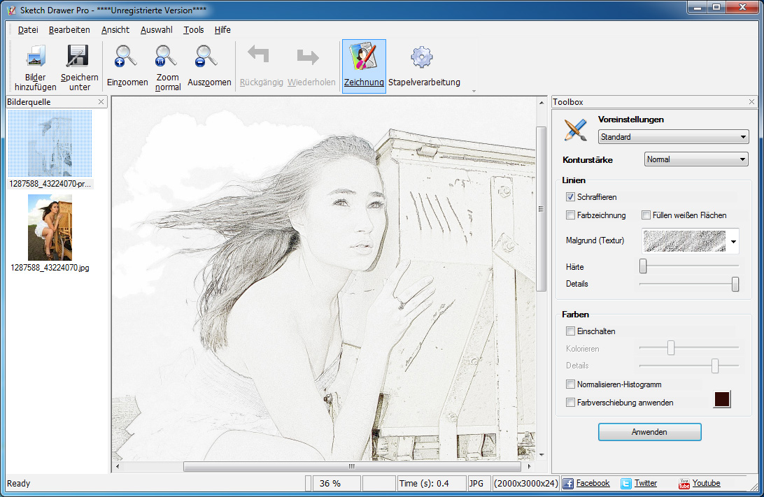 Pop art bilder erstellen softorbits Sketch software for windows