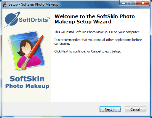 installing photo touch up software