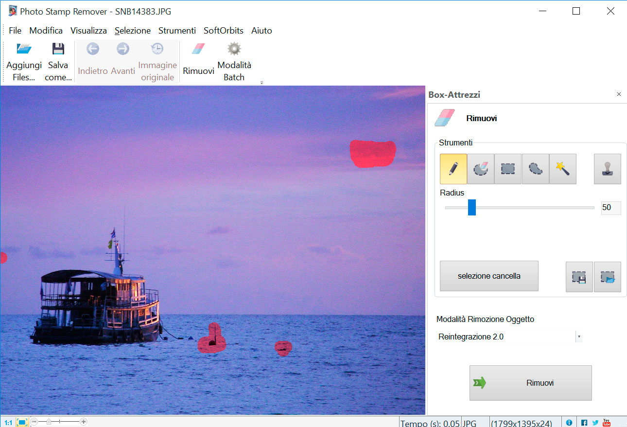Photo Stamp Remover Screenshots