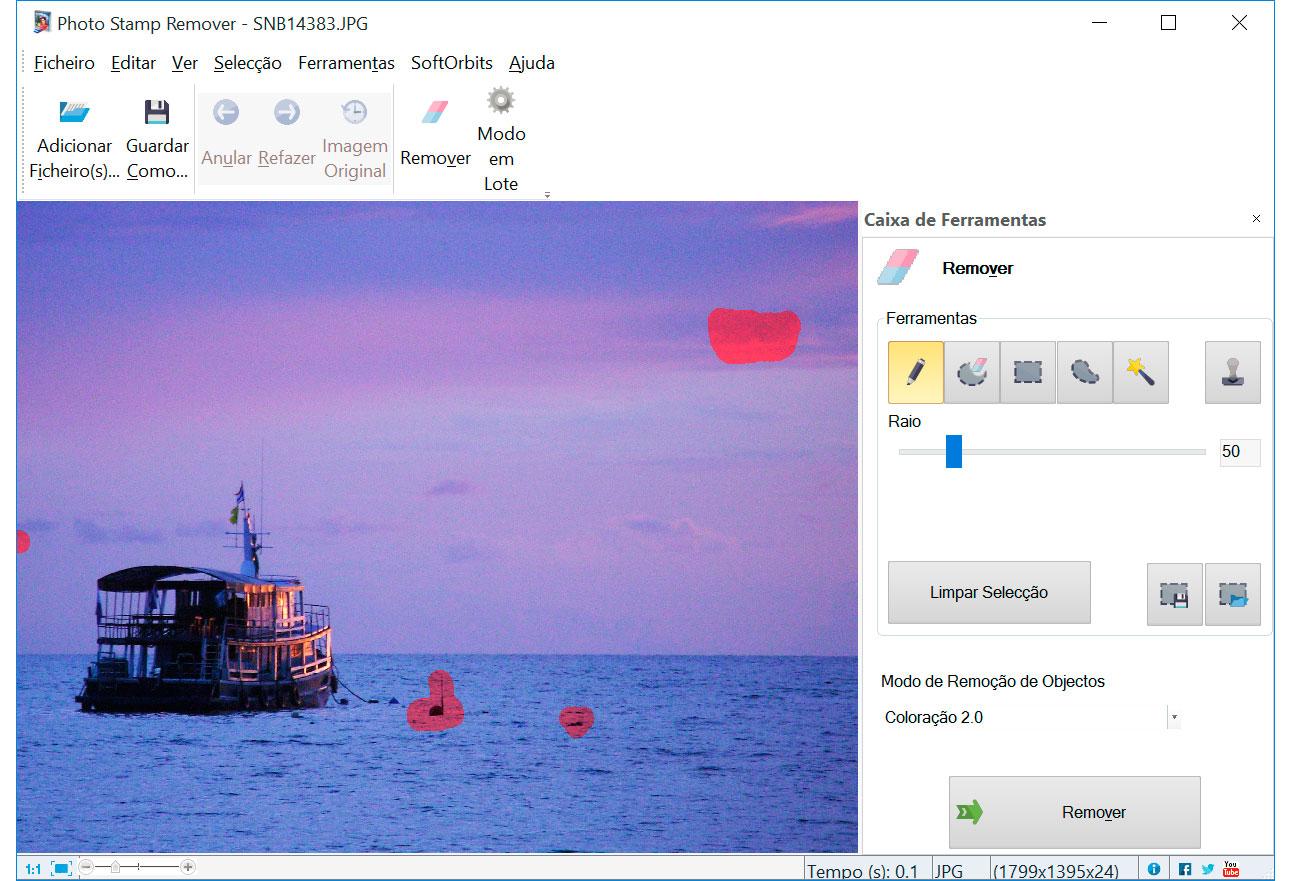 Photo Stamp Remover Capturas de tela