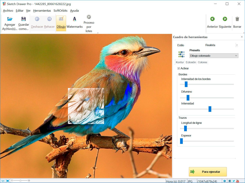 Sketch Drawer Capturas de pantalla
