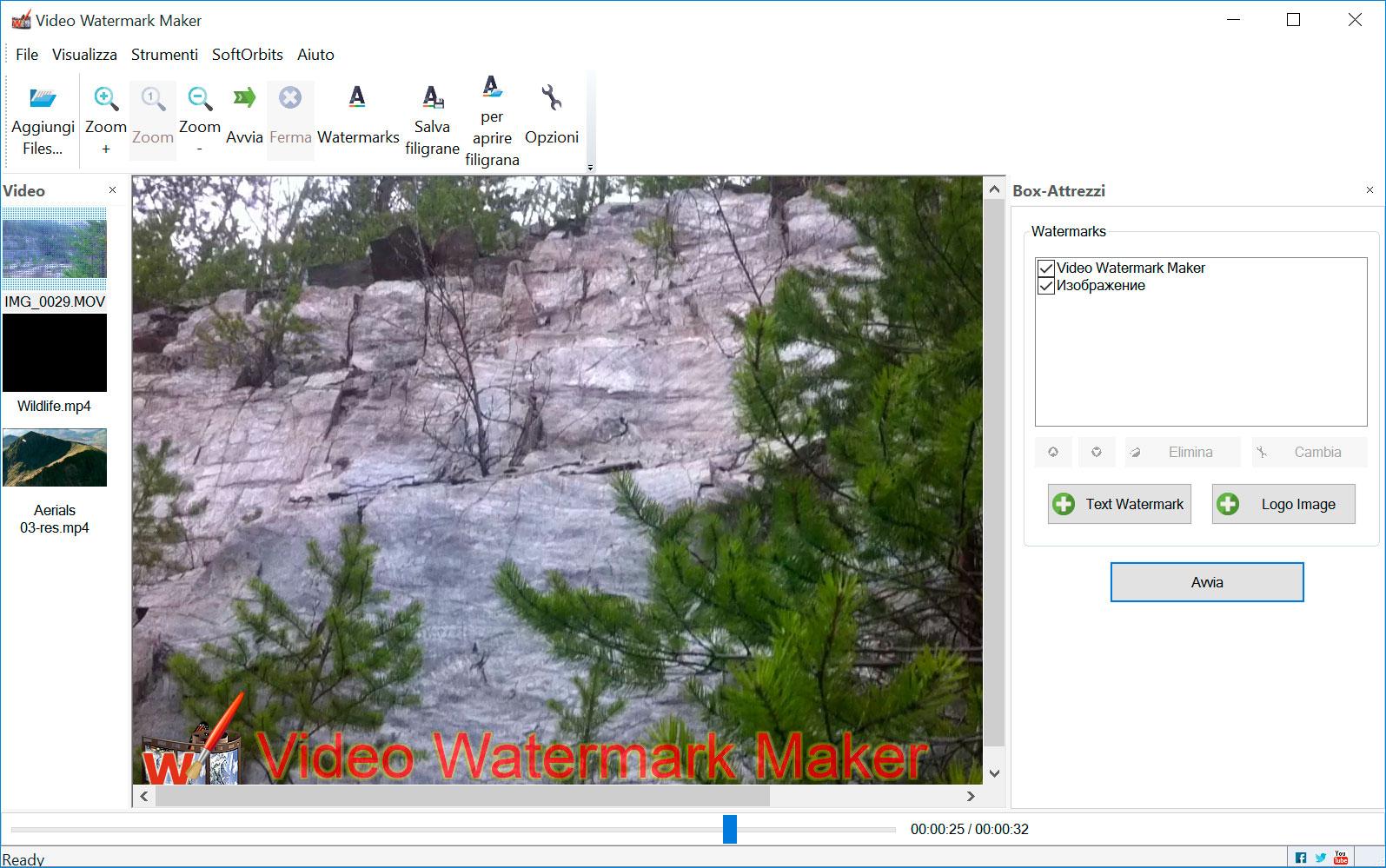 Video Watermark Maker Screenshots