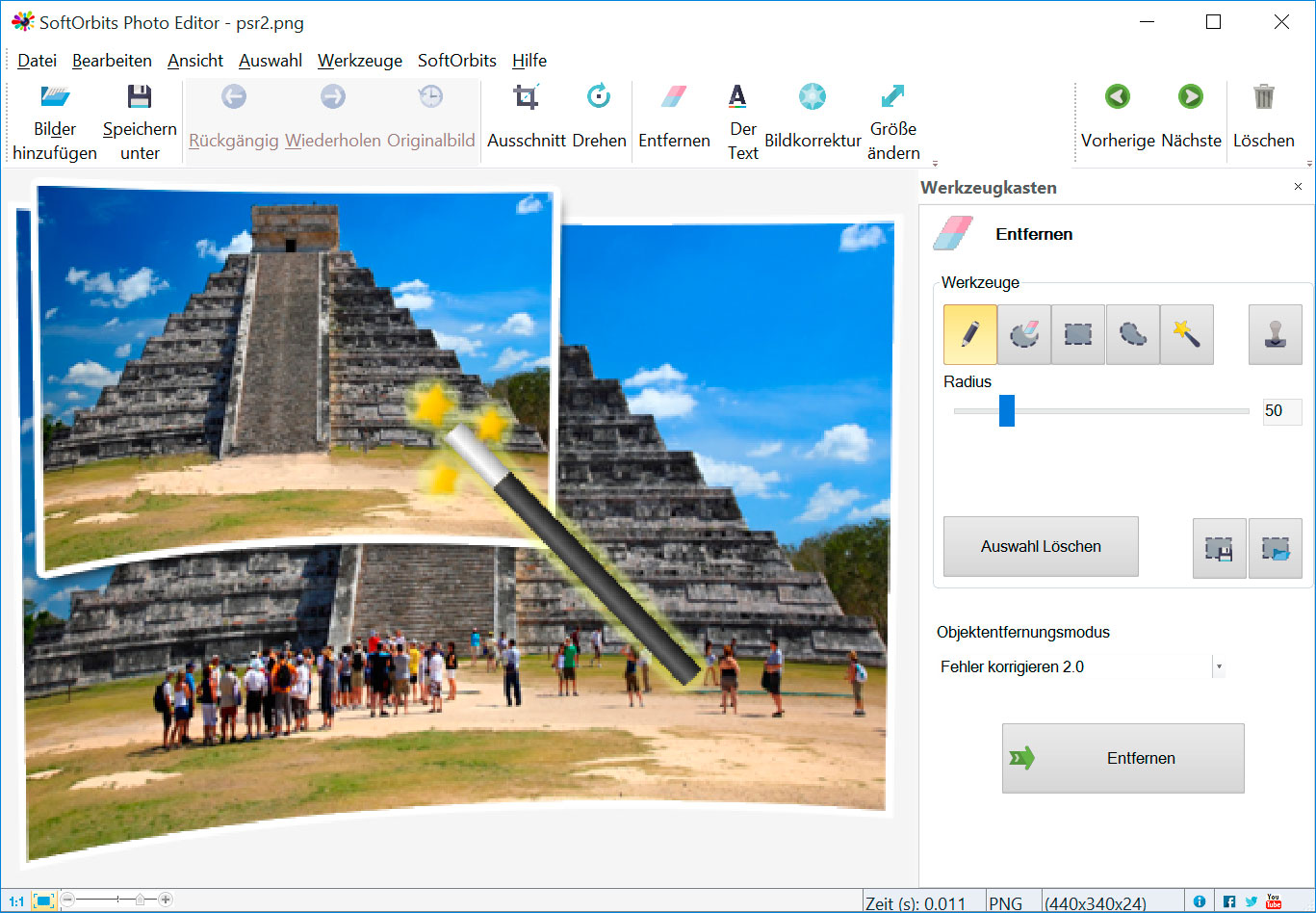 SoftOrbits Photo Editor