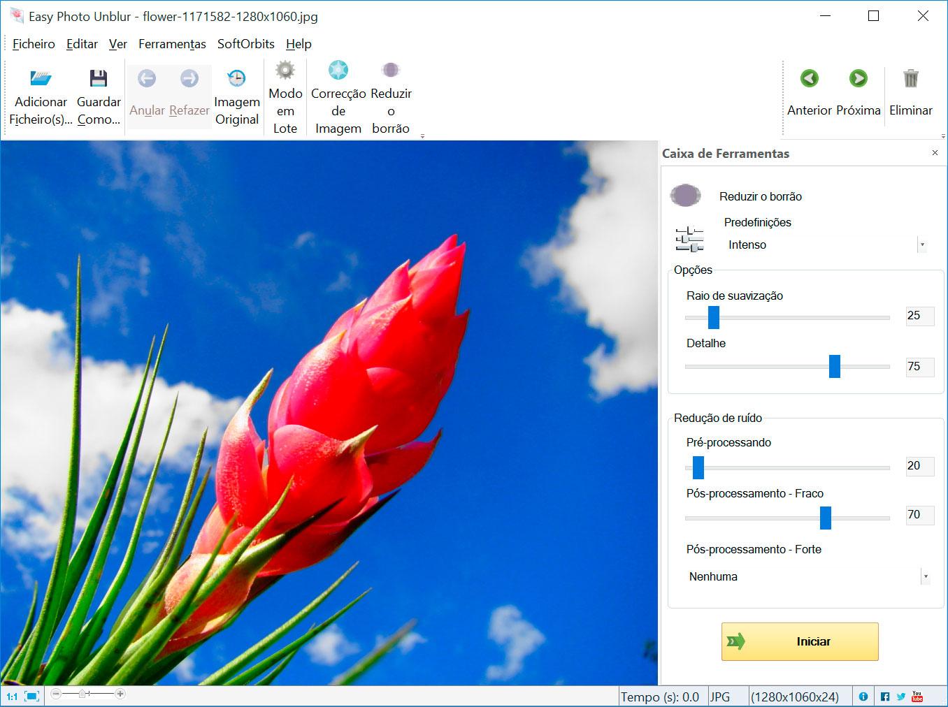 Easy Photo Unblur Capturas de tela