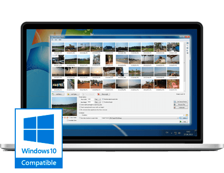 Windows 7 resize photos